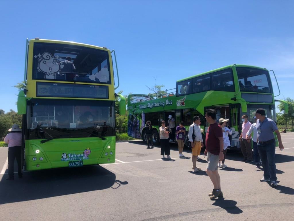 0713台南走街-雙層巴士